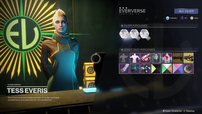 Destiny 2 Eververse
