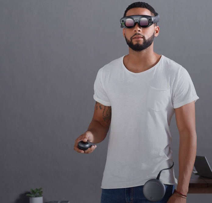 Magic Leap One : Révélation du Casque AR