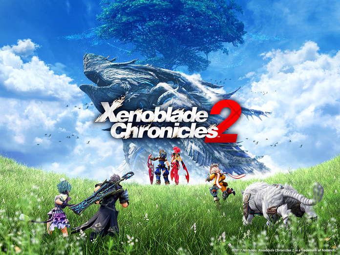 Xenoblade Chronicles 2 cover