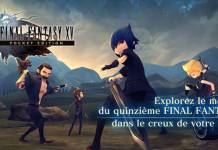 Final Fantasy XV - Pocket edition - iOS Android