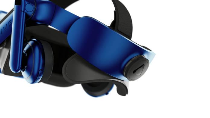 HTC Vive Pro arriere