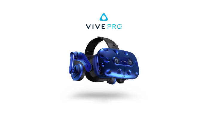 HTC Vive Pro - Les premières impressions sur la nouvelle génération VR