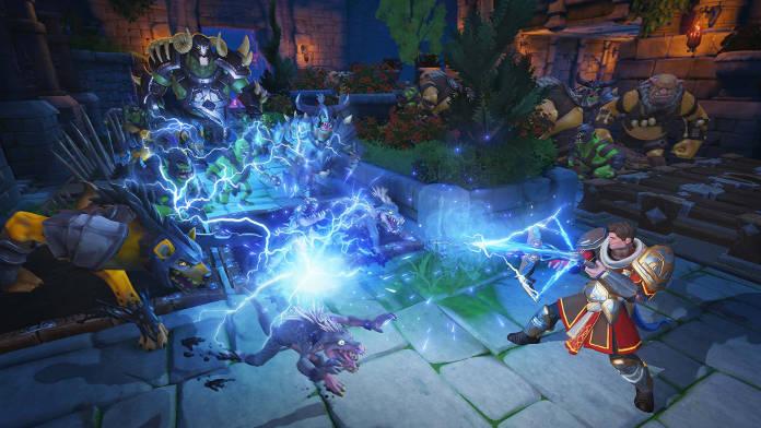 Jeux PS4 Gratuits - Orcs Must Die! Unchained