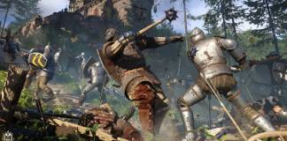Kingdom Come Deliverance - Test - faut il craquer - chevalier combat