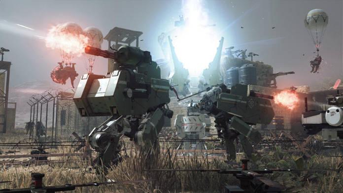 Quand les développeurs insultent Konami et soutiennent Hideo Kojima — Metal Gear Survive