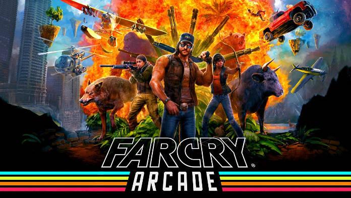 Far Cry 5 Arcade - Les meilleurs cartes à jouer