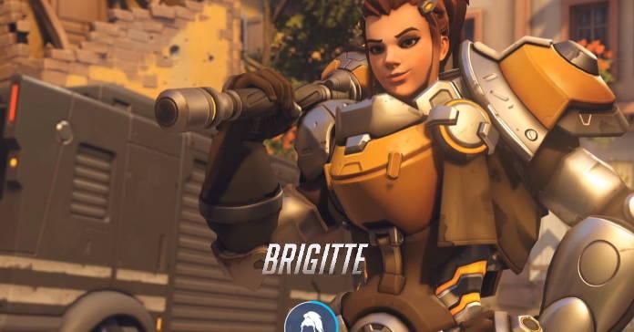Overwatch - Nouveau personnage Brigitte - Capacités et histoire - Souriez, Photo