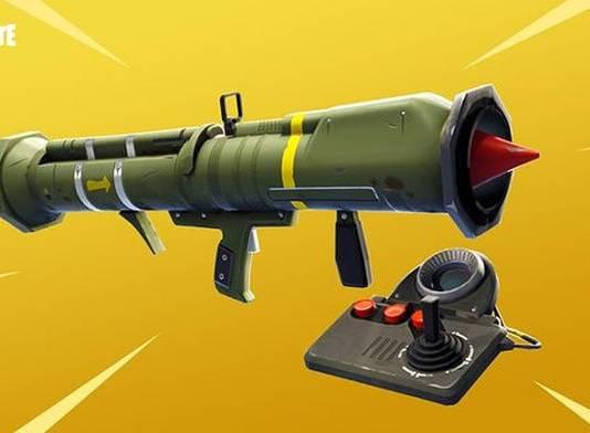 Fortnite Le missile guidé retiré à la demande des joueurs