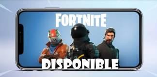 Fortnite Mobile est maintenant disponible pour tous