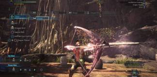 Monster Hunter World Mise à jour 2.01 - Correction de l'arc et rééquilibrage