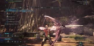 Monster Hunter World Mise à jour 2.01 - Correction de l'arc et rééquilibrage