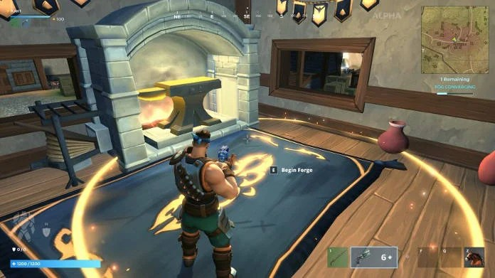Paladins Realm Royale - forge