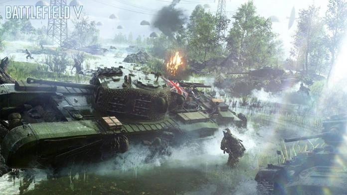 Battlefield 5 pas de Lootboxes, que des cosmétiques payants