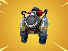 Fortnite - Les jetpacks sont là, comment utiliser