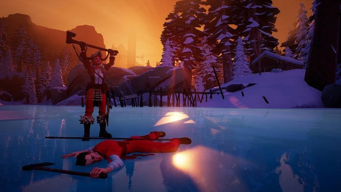 Les meilleurs jeux de Battle Royale - Darwin Project