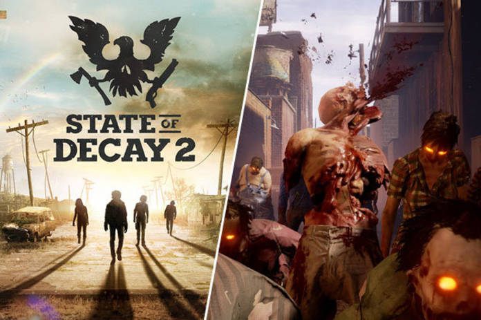 State Of Decay 2 - Les inscriptions à la beta sur PC commencent