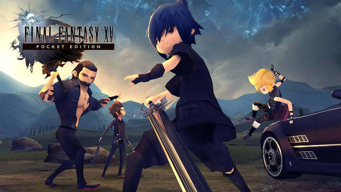 meilleurs jeux Android gratuits à télécharger - Final Fantasy XV Pocket Edition