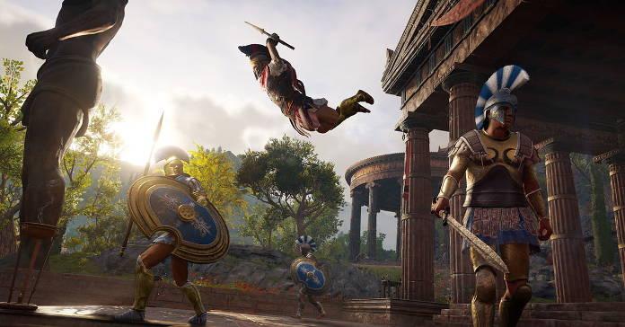 Assassin's Creed Odyssey - Précommande, accès anticipé, les 6 éditions - Edition Standard