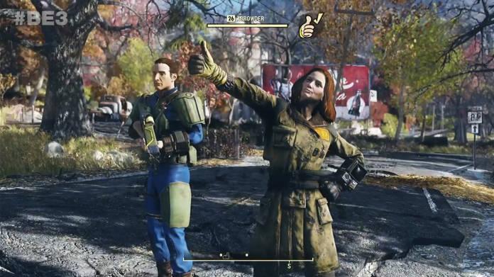Fallout 76 - Les DLC seront gratuits et financés par les micro-transactions