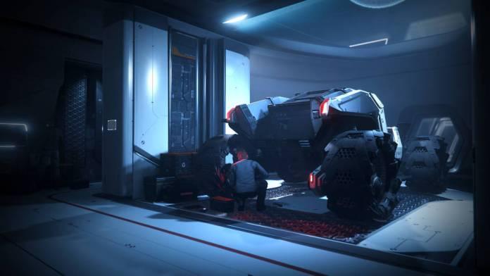 Star Citizen 3.2 Ajout de l'exploration minière - module exploration