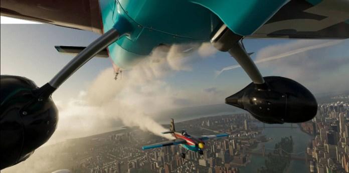 The Crew 2 Test - Un gameplay fluide et diversifié pour plus de fun - Avion 3