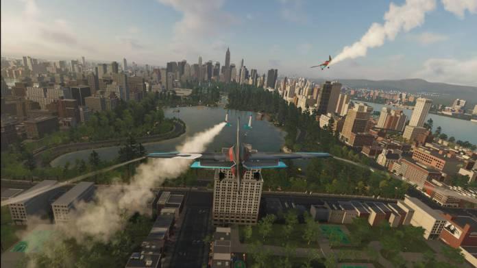 The Crew 2 Test - Un gameplay fluide et diversifié pour plus de fun - gameplay avion 2