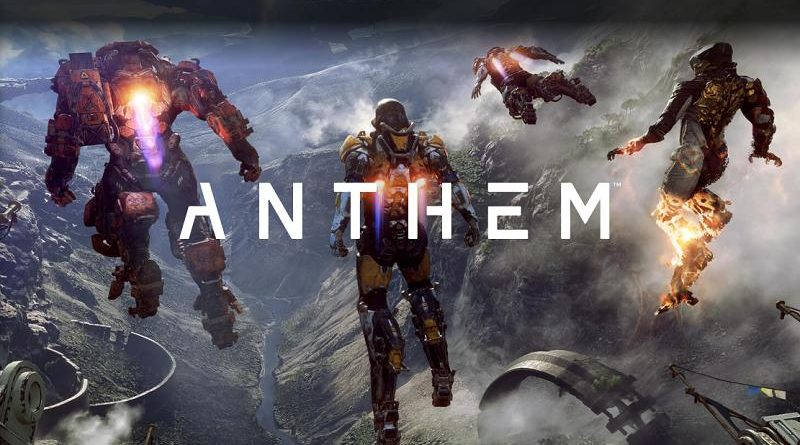 20 minutes de gameplay pour Anthem