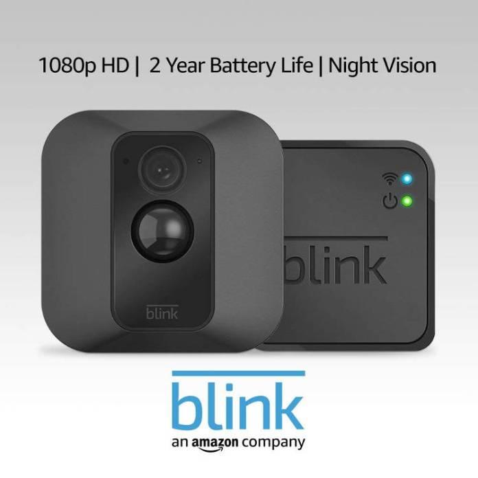 Les meilleures caméras de surveillance pour tous les budgets - Blink XT Home Security Camera System
