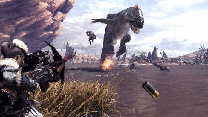 Monster Hunter World PC - 15 minutes de gameplay 4K avec une GTX 1080