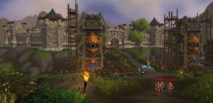 Battle for Azeroth - Stormgarde