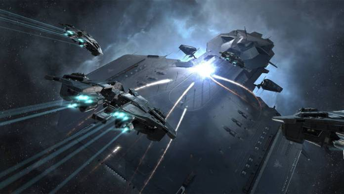 Eve Online - l'univers SF massivement multijoueur