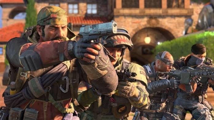 CoD Black Ops 4 Blackout - Battle Royale - Equipe