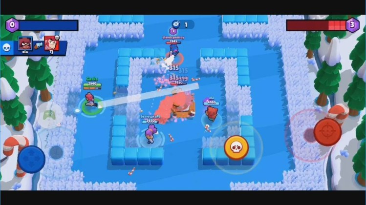Gameplay - Brawl Stars