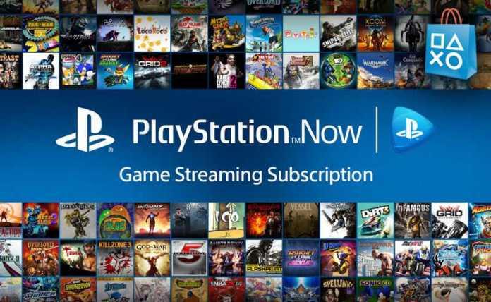 PlayStation Now Télécharger les jeux - maintenant disponible sur PS4