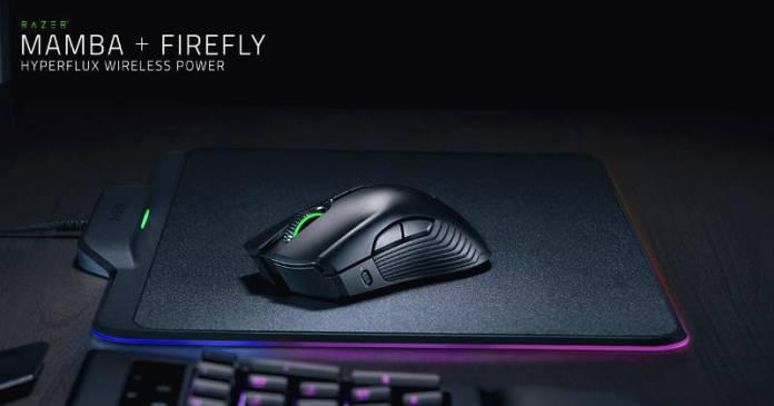 Razer Firefly et Mamba Hyperflux - Meilleurs tapis de souris Gamer XXL - Guide 2018