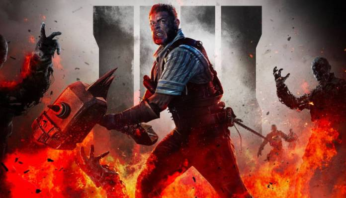 Call of Duty Black Ops 4 - Mode Zombies - Bruno Delacroix