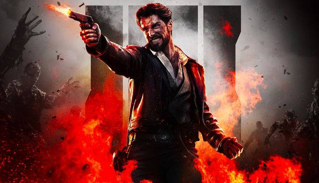 Call of Duty Black Ops 4 - Mode Zombies - Diego Necalli