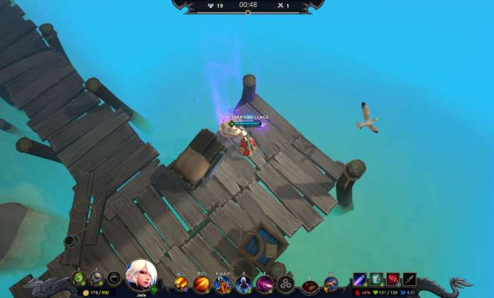 Exemple gameplay 6 - Obtenez une copie gratuite de Battlerite Royale