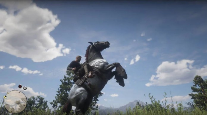 Red Dead Redemption 2 Dressage Guide - Cheval