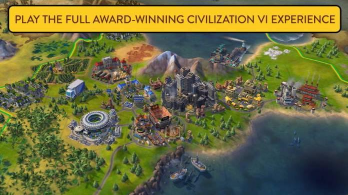 civilization 6 iPhone complet