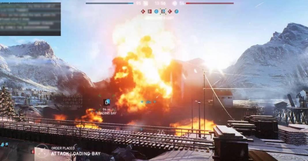 Battlefield 5, comment utiliser les roquettes des renforts d'escouade