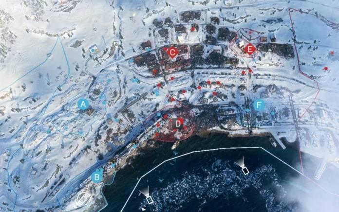 La carte Narvik de Battlefield 5