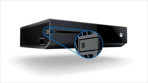 Bouton Connect pour coupler votre manette à la Xbox One