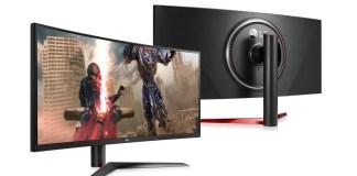 LG annonce deux nouveaux écrans 49 et 38 pouces Ultra Large - Gaming et multimédia