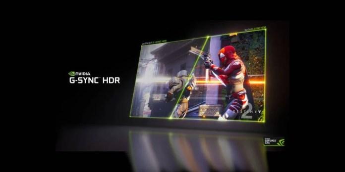 Nvidia G-Sync HDR, c'est quoi