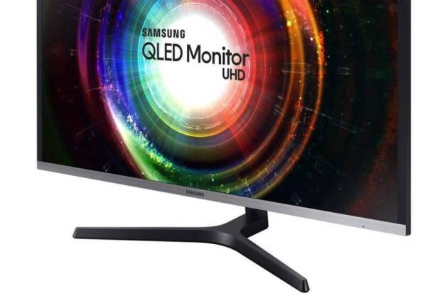 bas Samsung U32H850 - meilleurs écrans PC 4K