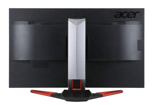 dos pied bas - Acer Predator XB321HK