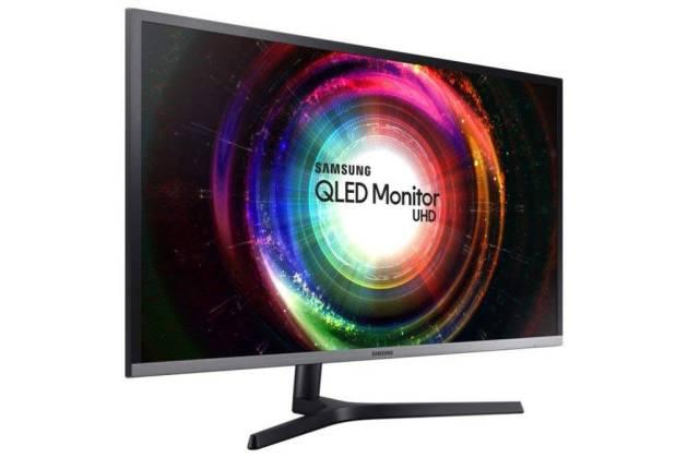 face coté Samsung U32H850 - meilleurs écrans PC 4K