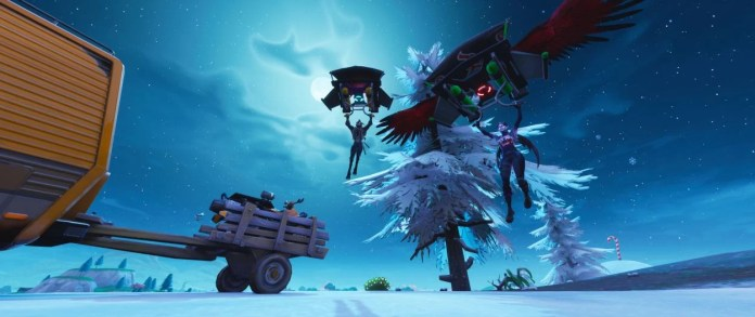 2 - Fortnite comment atterrir plus vite Guide
