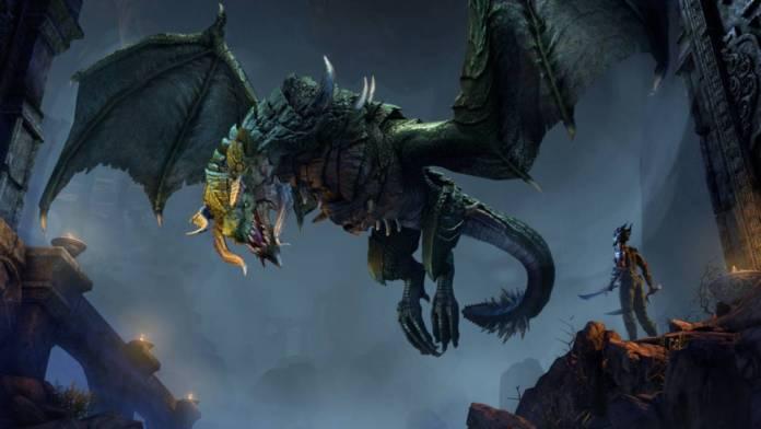 3 - Elder Scrolls Online l'extension Elsweyr_DragonBoss